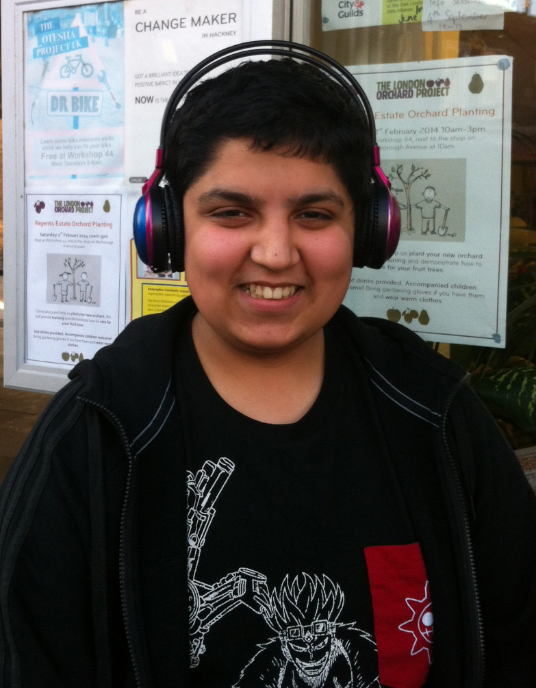 Usman's Story – Work Experience at now>press>play