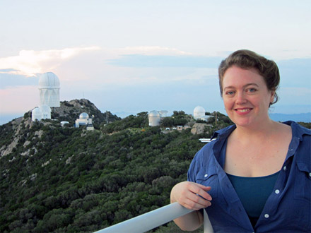 Dreaming Big with Astrophysicist Brooke Simmons