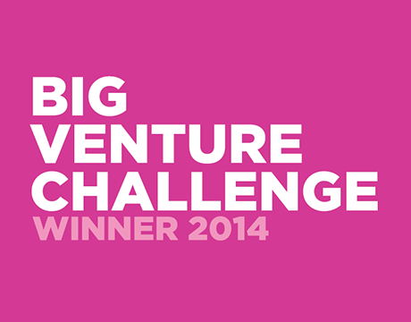 now>press>play chosen for the Big Venture Challenge 2014!