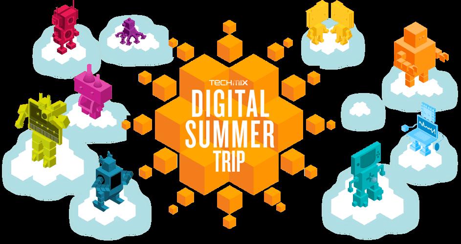 Join us at Digital Summer Trip 2014!
