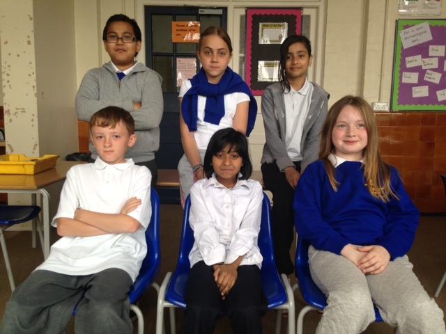 Childrens Advisory Board: Robert Blair Primary School
