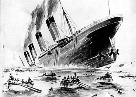 Sinking of the Titanic Anniversary