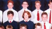 Jenni at secondary school