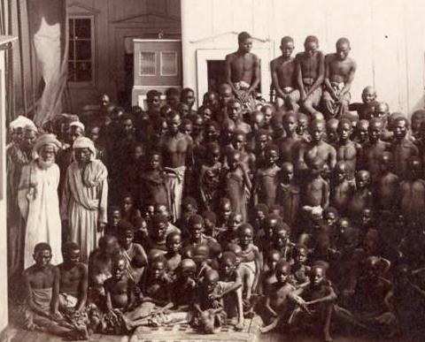 Remembering the International Slave Trade