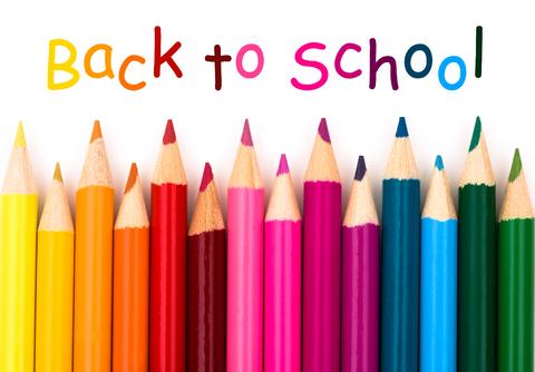 Back to School for teachers!