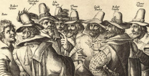 Guy Fawkes, Gunpowder plot conspirators
