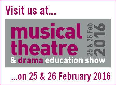 Musical Theatre & Drama Education show! Feb 25th & 26th