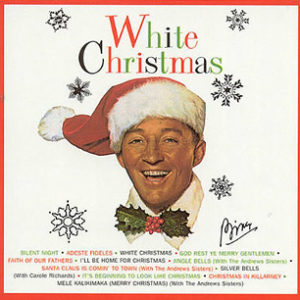 "White Christmas"" by Irving Berlin is estimated to be the best-selling single of all time."