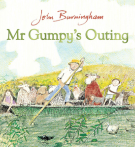 Mr Grumpy's Outing