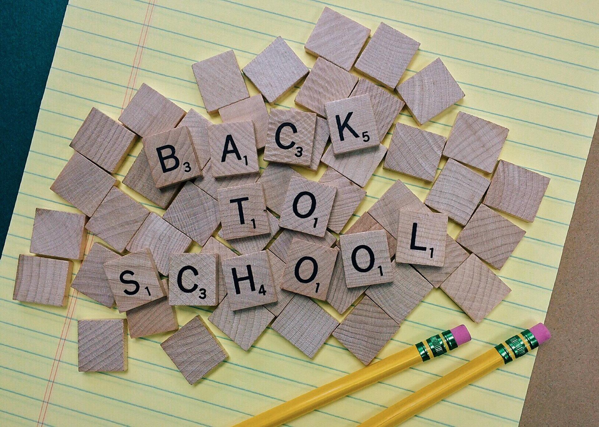 It's back to school for teachers!