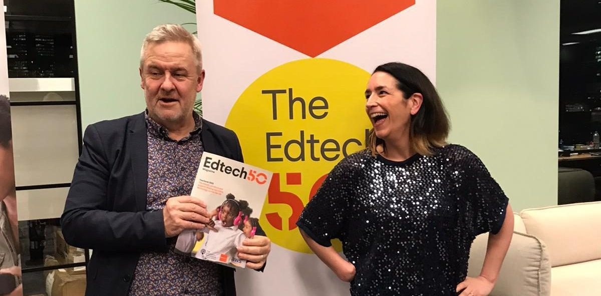 Gender Equality Collective's Nicole Ponsford on her latest projects & Edtech 50…