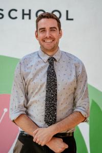 Mason, Principal of Primary at Verita International School