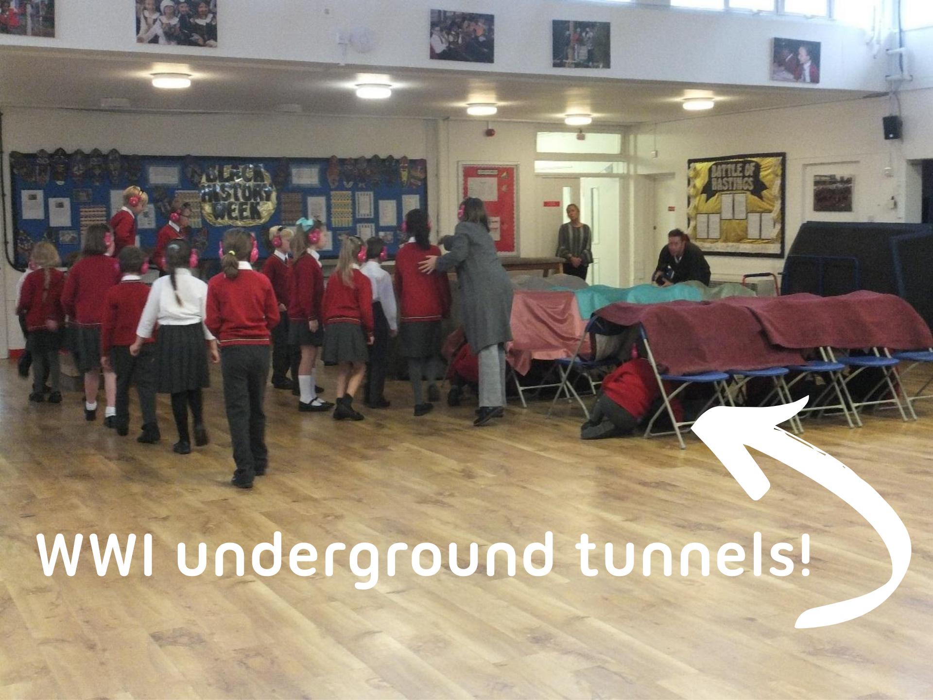 Bournes Green Junior School: WW1 Case Study