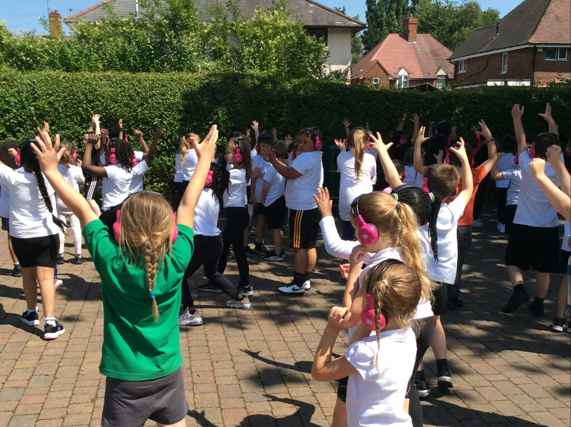 Fallings Park Primary School: Using now>press>play as Part of Wellbeing Provision